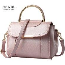 Фотография New Tassel Design Women PU Leather Crossbody Messenger bag Small Sling Shoulder Bags Fold Closure Handbag Purses