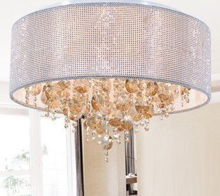 New Hot Sale Free Shipping High Quality Modern Crystal Chandelier Diamond Shade with  Low Discount