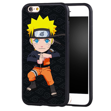 Cute Naruto Printed Phone Case For iPhone