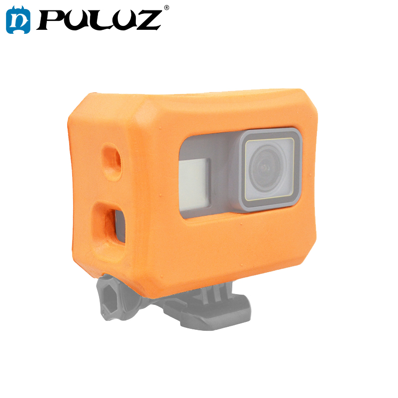 PULUZ Floaty Case For GoPro HERO 7 Black Surfing + Backdoor Hero 5 6