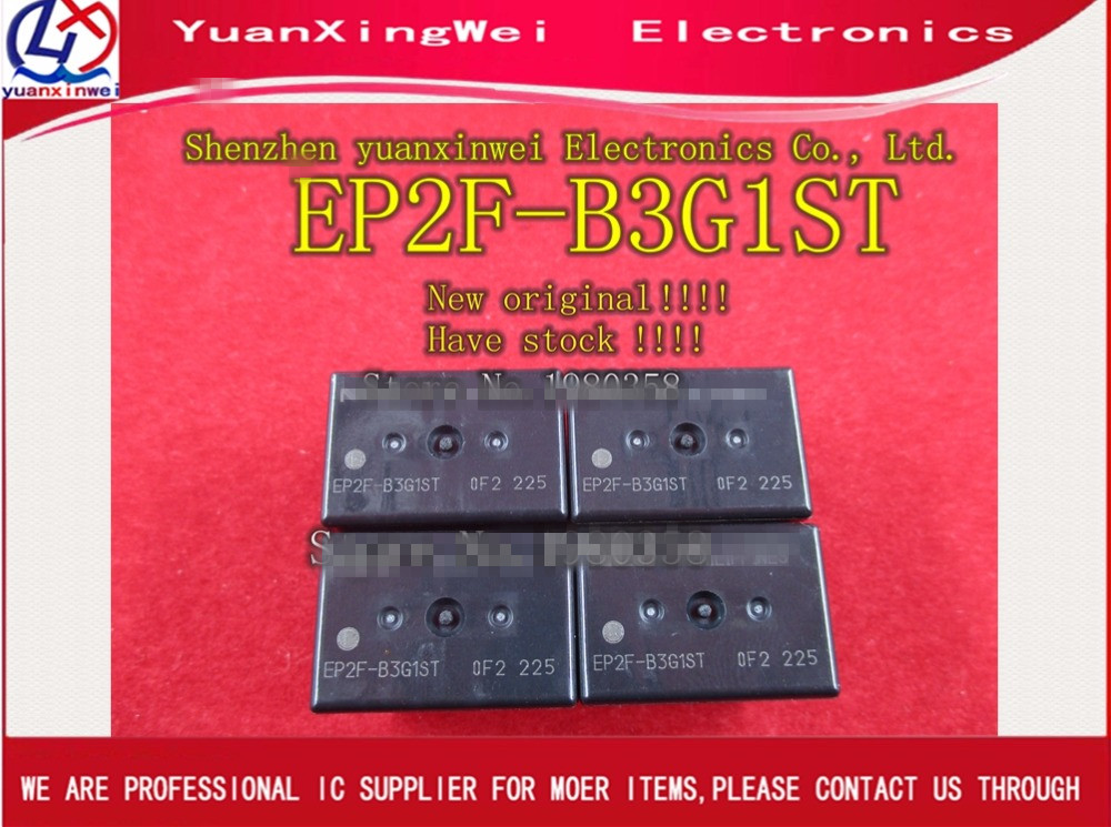 Automotive Relays 1 FORM CX2 SEPARATE EP2F-B3G1ST For Nec