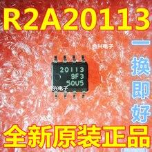 Em estoque 20113 R2A20113SP 0113 SOP-8