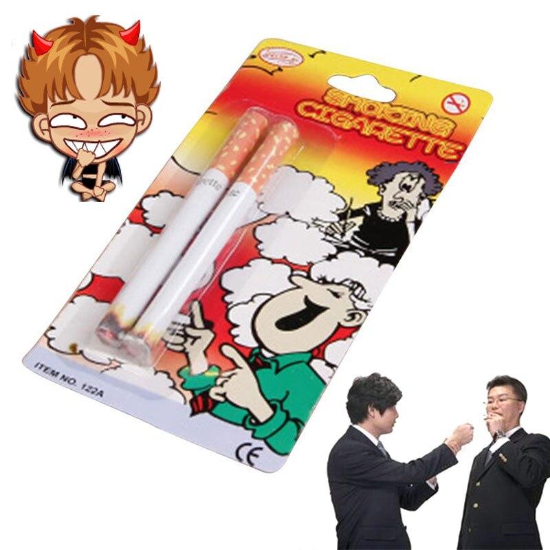 Курительная сигарета Burining Tricks Prank для забавных детей
