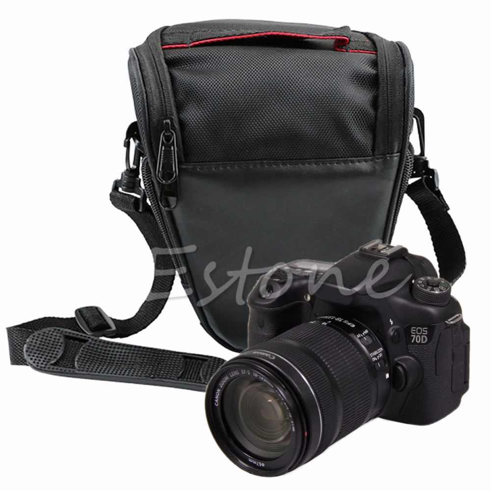 OOTDTY 1Pc Cassa Della Macchina Fotografica del Sacchetto Per Canon Rebel T3 T3i T4i T5i EOS 1100D 700D 650D 70D 60D DSLR