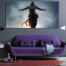 Assassins Creed Leap Of Faith Canvas Painting Posters Prints Marble Wall Art Painting Decorative Picture Modern Home Decoration assassins creed leap of faith canvas painting posters prints marble wall art painting decorative picture modern home decoration