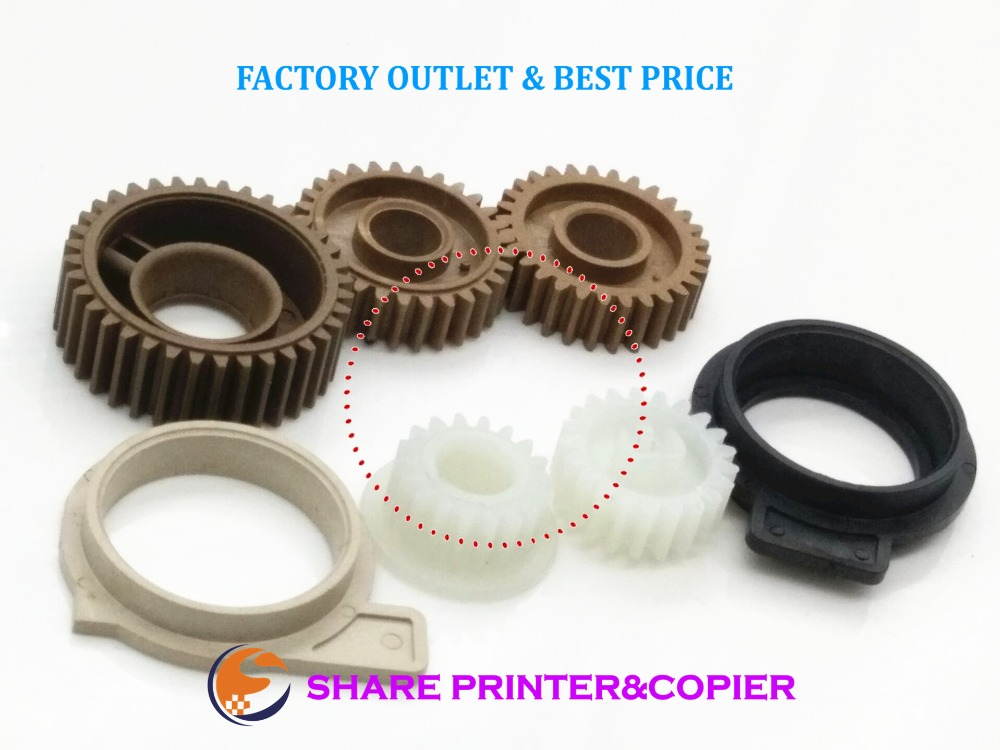 10set gear kit with High copy bushing for kyocera FS 1030MFP1130MFP 1035MFP 1135MFP 1110 1120D 1320D