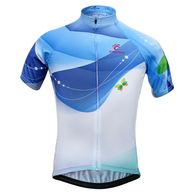 JESOCYCLING Women s Polyester Cycling Jersey Breathable Quick-Dry Pro Bike  Jersey With Sublimated Printing Free Shipping c9d4715eb