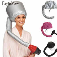 Soft Easy use Drying Cap Hair perm hair dryer nursing dye hair modelling warm air drying treatment cap home safe electric cap