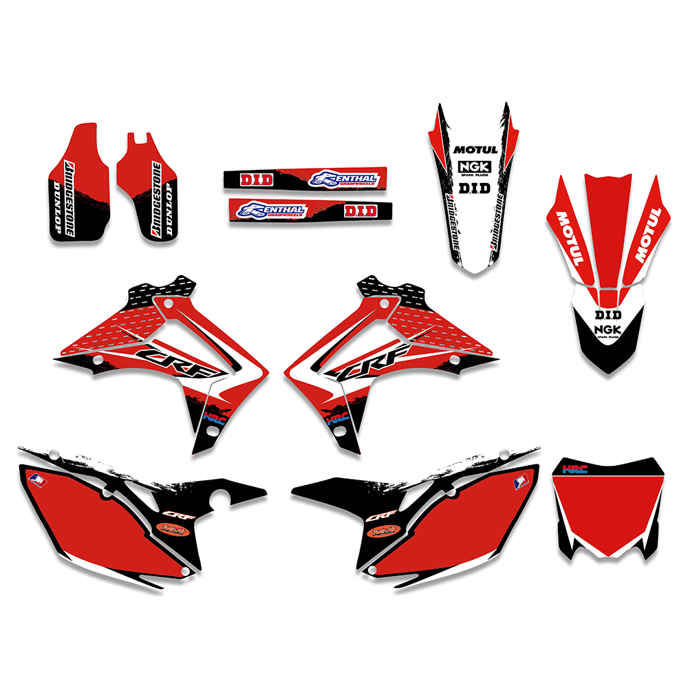 Worldwide Delivery Crf450r Graphics In Nabara Online