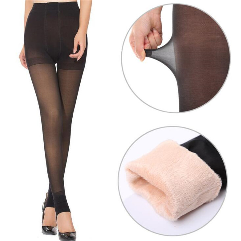 YRRETY Cashmere Velvet Leggings Thick Through The Meat Warm Pants Women Leggings Warm Elastic Waist Leggins Winter Clothes Pants
