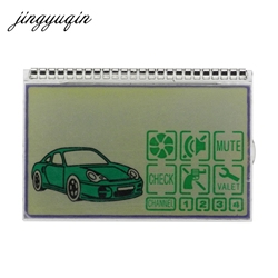 jingyuqin DXL 3000 LCD Display for TAMARACK Pandora DXL3000 Keychain Remote Controller Key Fob Two way Car Alarm System