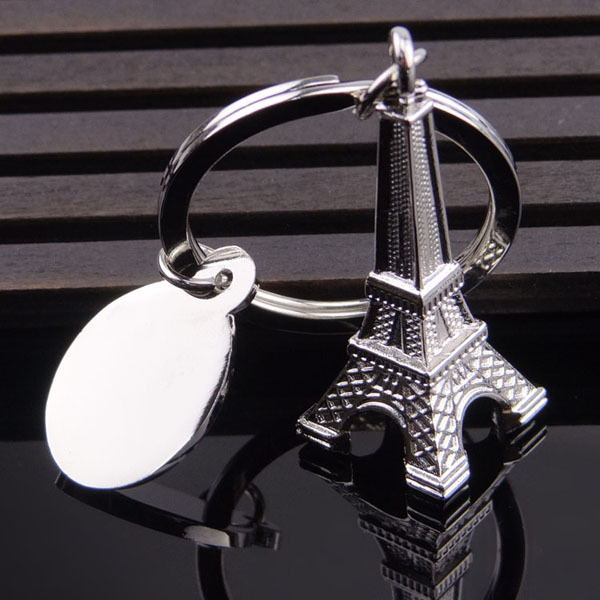 paris eiffel keychain chaveiro tower key chain llavero key ring la tour eiffel p