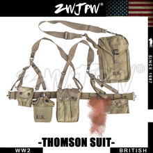 Best Price WW2 U.S. Thompson Equipment Combination Tactical Military US/501102