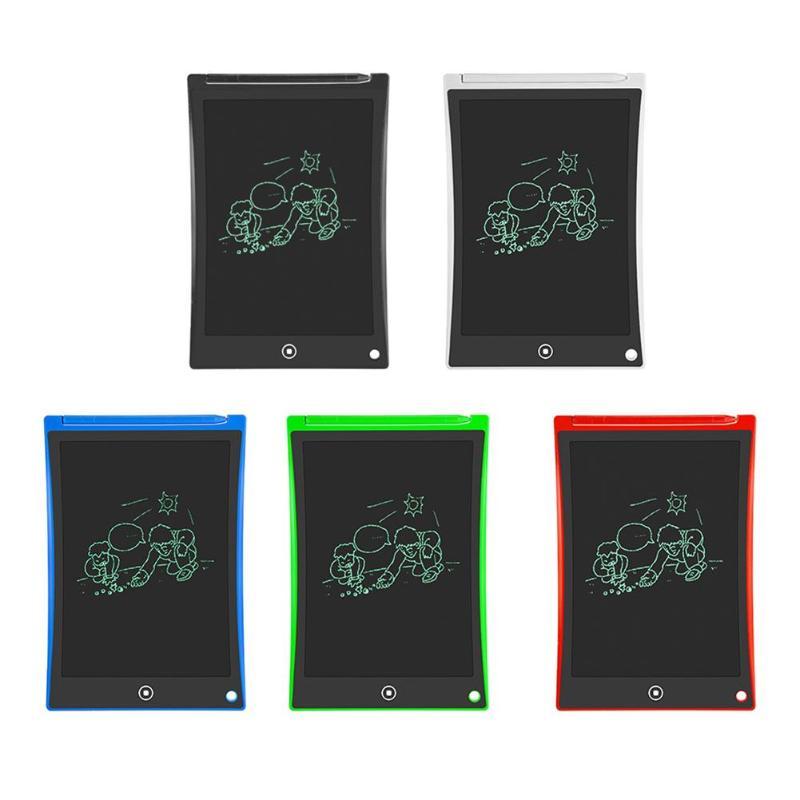 Tavolo Da Disegno digitale Portatile Mini 8.5 pollice LCD Elettronico Bordo della Scrittura A Mano Giocattoli Educativi Per Bambini in Anticipo di Sviluppo