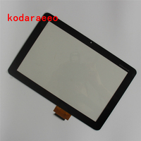 Kodaraeeo For Acer Iconia Tab A200 Touch Screen Digitizer Glass Panel Replacement Black