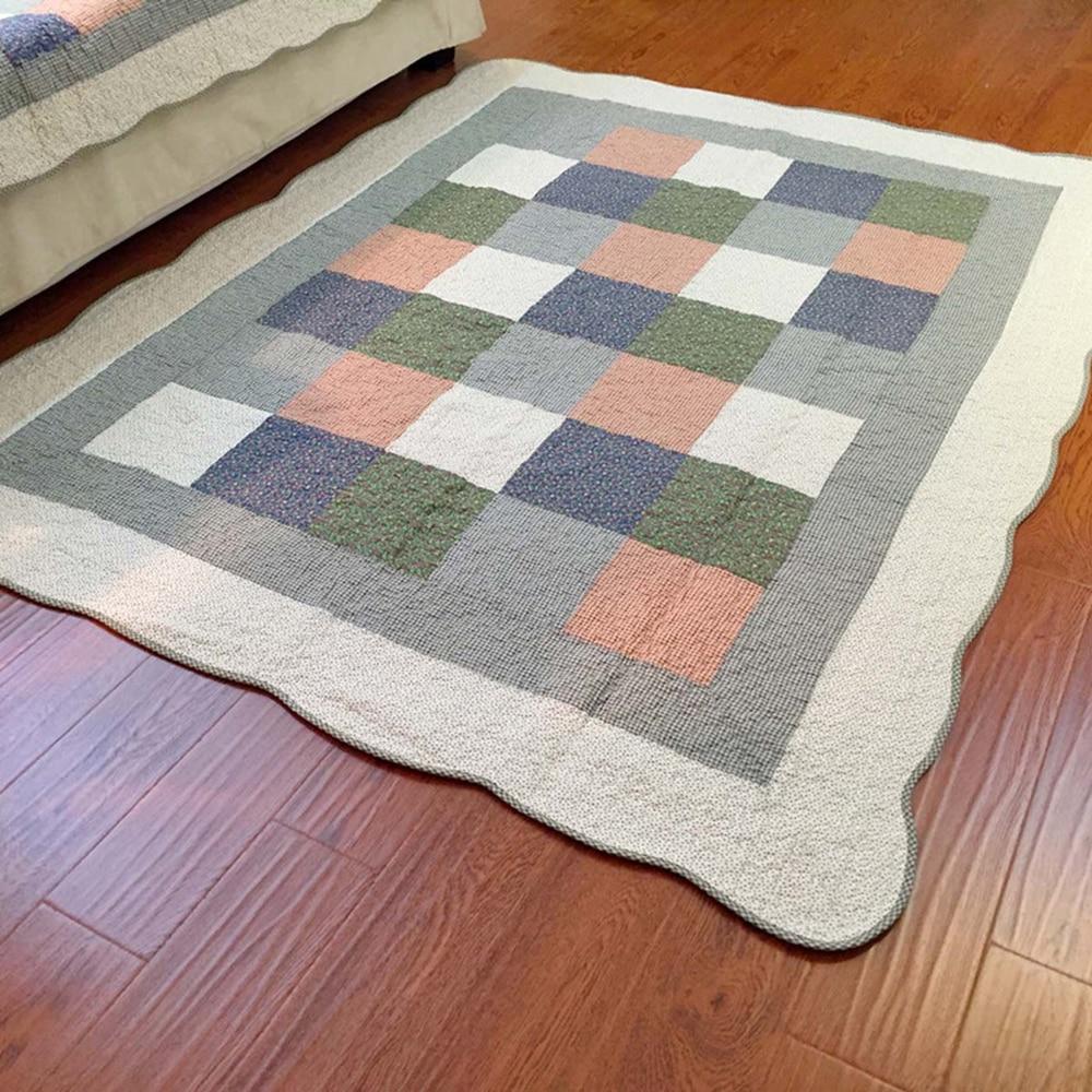 Tatami bébé tapis de jeu coton tapis enfant Puzzle exercice tapis de jeu salon chambre tapis lavable en Machine