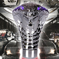 2015 nuevo coche fresco Cobra cabezal de modificación del coche en General con luces LED R manual Gear Shift Knob