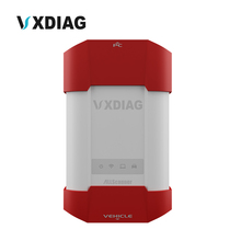цена на VXDIAG VCX SE OBD2 Car Diagnostic Tool For To-yota For Hon-da For J-LR  3 in 1 With Original Software Fast Shipping