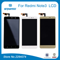 Display lcd touch screen para xiaomi redmi note 3 fhd 5.5 polegada reparação lcd para red mi note3 display lcd para hongmi note3 celular