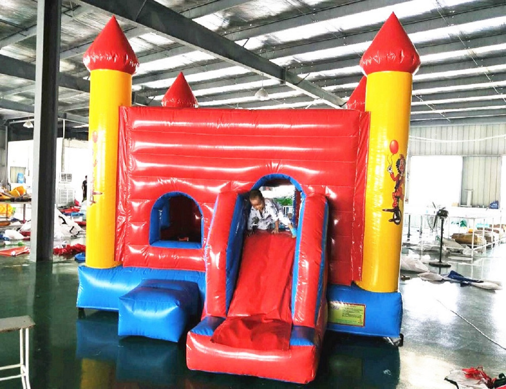 2017 Commercial bouncy castle ,mini inflatable bounce house , inflatable jumper guangzhou funny princess castle jumper inflatable princess bouncy castle princess style bed