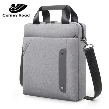 77bbcd035156 Carneyroad бизнес 13 дюймов Ipad мужская сумка высокого качества непромокаемая  сумка через плечо Оксфорд Повседневная Мужская кроссбади сумка 2019