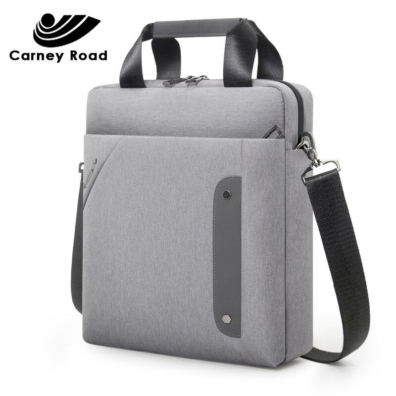 Carneyroad Business 13 Inch Ipad Men Messenger Bag High Quality Waterproof Shoulder Bag Oxford Casual Men Crossbady Bag 2019