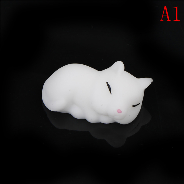 Anti-stress Kawaii Squishies Cute Mochi Gags Practical Jokes Toy Squish Antistress Scented Squishy Animals toysNovelty & Gag Toys