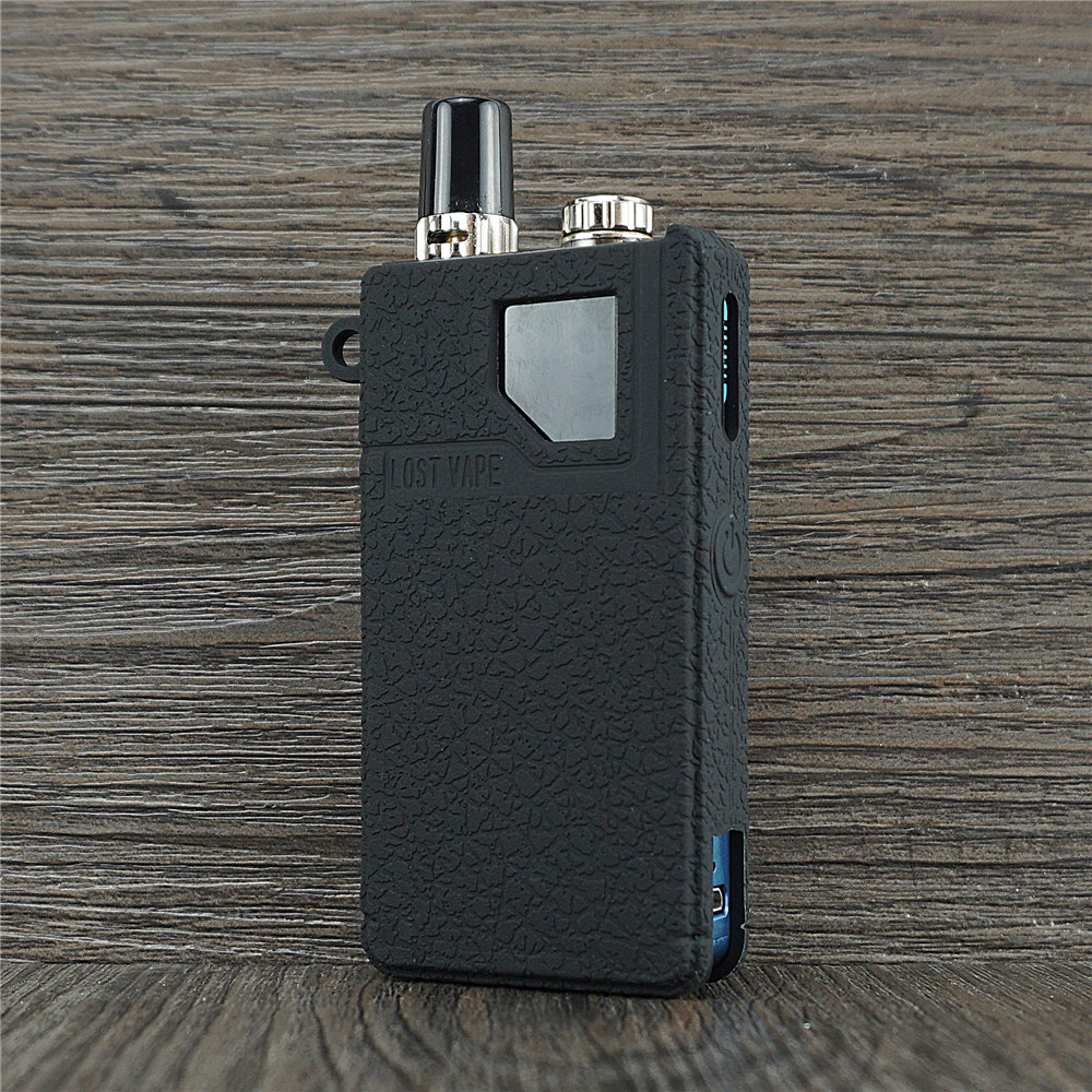10pcs Texture Case for lost vape orion dna go 40w or lostvape orion Q universal Protective