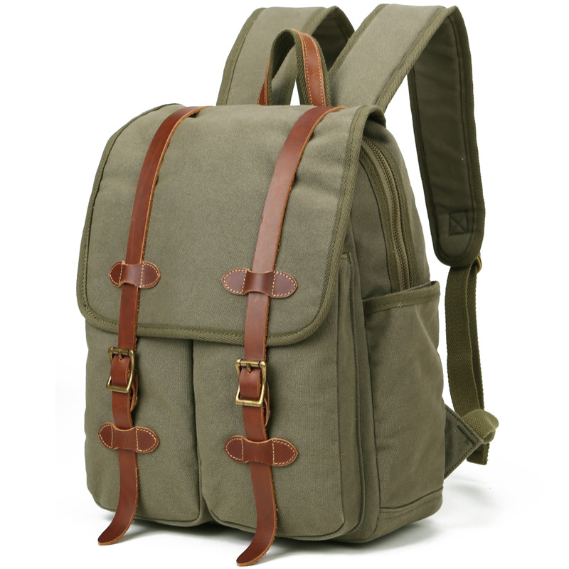 Brand Top Quality Canvas Schoolbag Backpack Boy School Backpack Bag College Student Bag Back pack Daypack Bagpack Men men original leather fashion travel university college school book bag designer male backpack daypack student laptop bag 9950