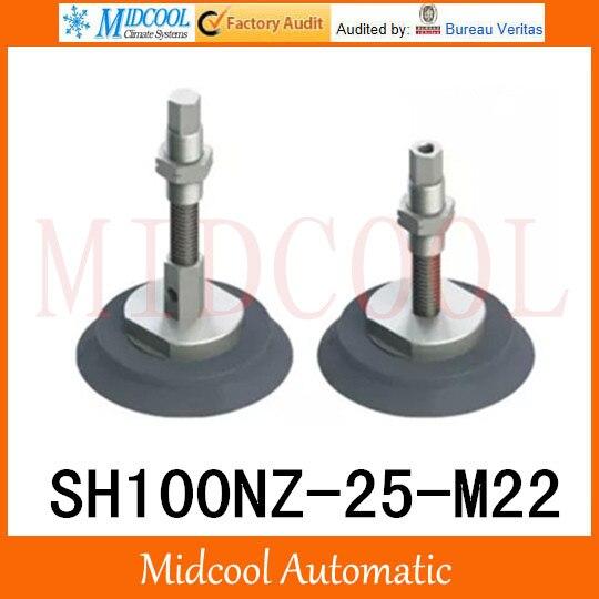 Sh Series Vertical Vacuum Port Zone Buffer Type Sh100nz 25 M22