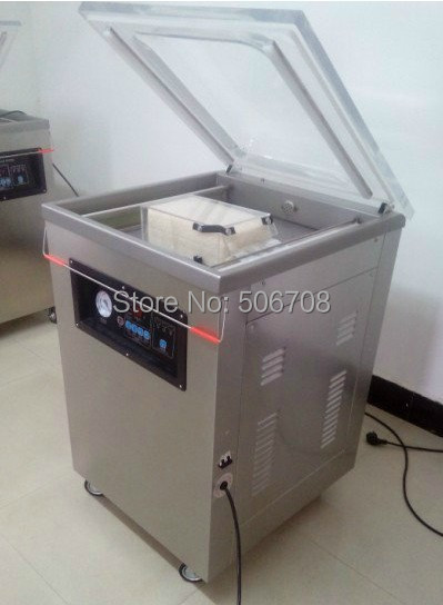 Free shipping~vertical vacuum packaging machine for commercial use free shipping vacuum sealing machine for small commercial tea packaging machine for household food vacuum packaging