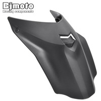 Motorcycle Black Front Fender Beak Extension Fender Extender Wheel Cover Cowl For BMW R1200GS LC 13