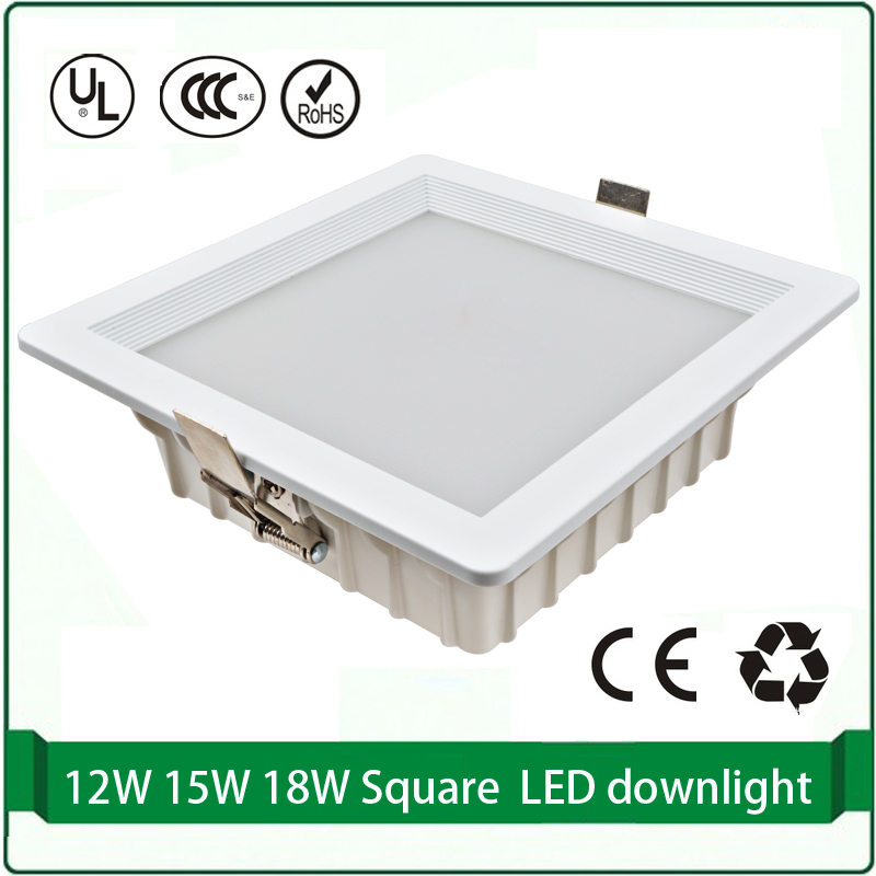 Free shipping 1 piece ceiling led downlight 5w 7w 9w 5x5 inch free shipping 1 piece ceiling led downlight 5w 7w 9w 5x5 inch square led downlight 140mmx140mm in downlights from lights lighting on aliexpress mozeypictures Gallery