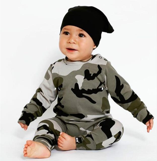 Babykleding Jongen.Herfst Babykleertjes Winter Jongen Body Suits Cool Babykleding Set
