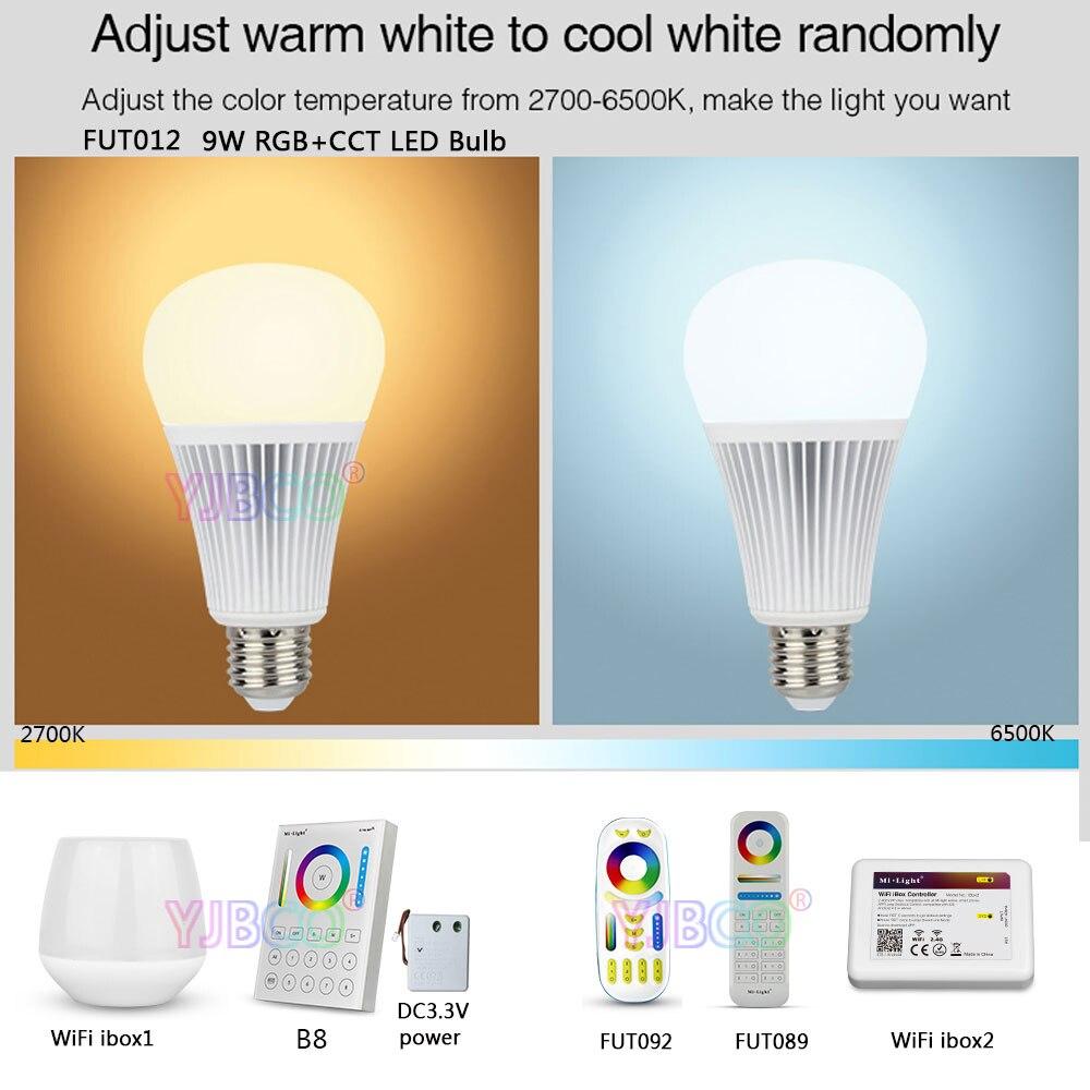 Lâmpadas Led e Tubos inteligente bulbo de wi-fi compatível Ângulo do Feixe de Luz(°) : 120°