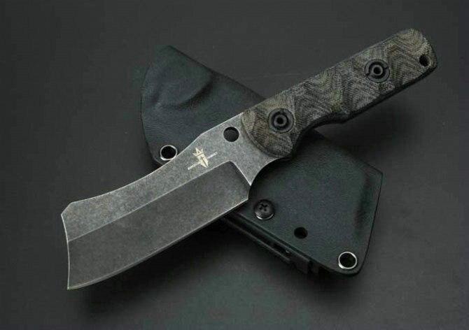 62Hrc TRSKT Royaume VG10 Couteau Sauvetage Survie Camping Chasse Couteaux EDC Outils Avec Kydex gaine Lin Poignée Dropshipping