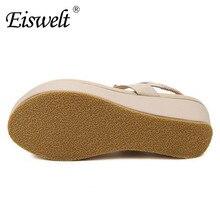 Women Summer Shoes Platform Flip Flops Casual Wedge