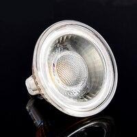 5W COB LED MR16 COB 12V LED Glass Cup Light Bulb LED Spot Light Bulb Lamp