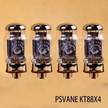 חדש 4 pcs Psvane KT88 (KT88 98, KT88 Z, KT88 T, 6550A 98, 6550B) מתאים Quadr מגבר HIFI אודיו ואקום צינורות