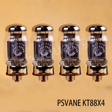 새로운 4 pcs psvane kt88 (KT88 98, KT88 Z, KT88 T, 6550a 98, 6550b) 일치하는 쿼드 앰프 hifi 오디오 진공관