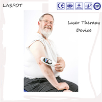 LASPOT 2018 Hot Sold Laser Therapy Device 808nm Diode Laser Permanent Hair Removal Machine 810nm Laser Diode Laser Acupuncture