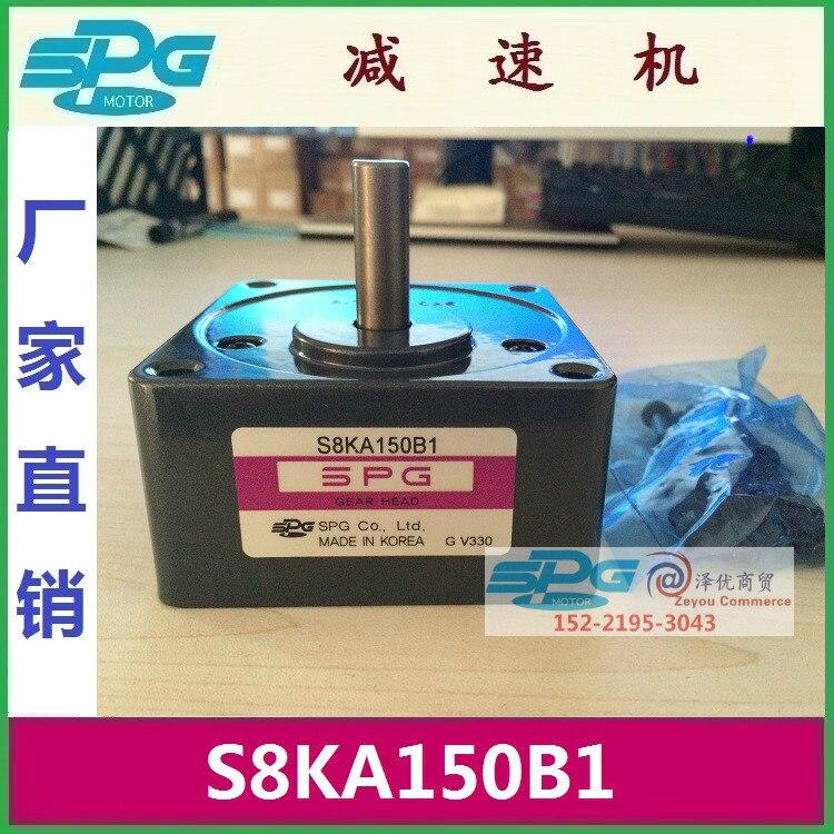 Корея SPG редуктор S8KA150B оригинальный S8KA150B1 S8KA150B S8KA180B1 S8KA180B S8KA150B1-Z62