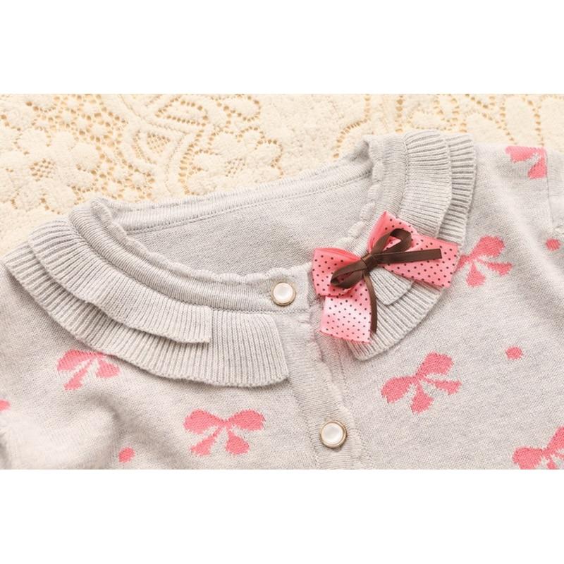 TONGMAO Herfst / Winter Baby Meisjes Trui Casual Stijl Meisjes Katoen - Kinderkleding - Foto 5