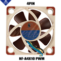 Ventilador de impresora 3d Noctua Nf-a4x10 PWM 5 v/12 v ventilador de refrigeración silencioso Premium 4010 (40*40*10mm) para enfriador de disipador de calor Ender 3 de 4 pines