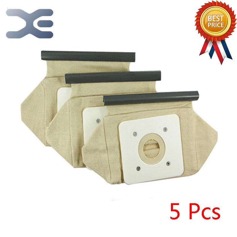 5Pcs High Quality Adaptation For Philips Puppy Erik Vacuum Cleaner Accessories Dust Bag Bag Garbage Bag high quality compatible with for sanyo vacuum cleaner accessories dust bag bag sc s280 y120 33a s280