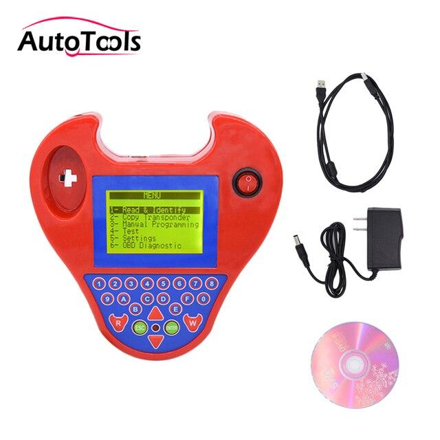 Special Price 5pcs/lot via DHL wholesaler price Smart mini Zed Bull Super Mini auto car Key Transponder Programmer car key maker