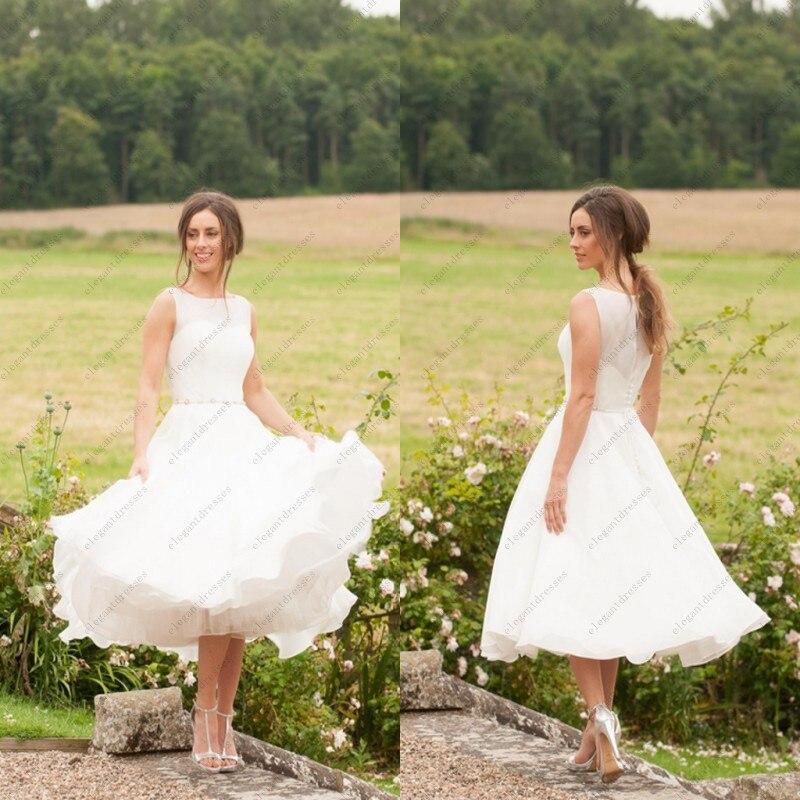 Aliexpress.com : Buy Simple Chiffon Cheap Wedding Dresses
