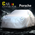 Full Car Cover Outdoor Anti-UV Sun Shade Rain Snow Scratch Dust Resistant Cover Waterproof For Porsche Macan Panamera Cayenne