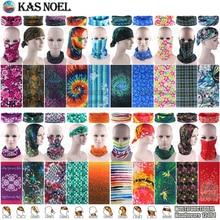 Top Popular Various Pretty Women Styles Microfiber Multi Purpose Tubular Bandana Printing Headwear