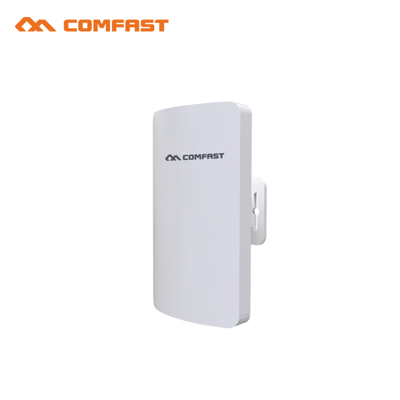 COMFAST Outdoor 300Mbps Wireless WIFI Bridge Repeater Router 5GHZ Wi fi Roteador Access point Extend Wifi Amplifier cpe CF-E120A comfast cf wr750v2 dual band 750mbps wifi repeater roteador 802 11ac wireless router 2 4 5 8ghz long rang wi fi signal amplifier